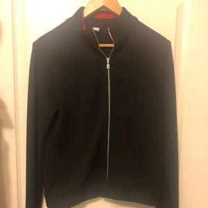 Black Bogner zip up